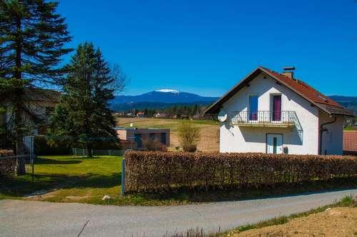 Kleines Wohnhaus mit viel Grund in Selpritsch-Velden