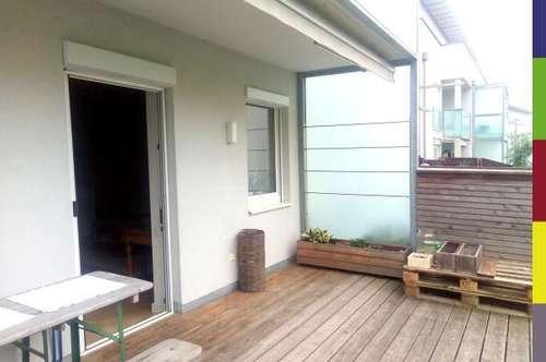 2 Zimmerwohnung mit Garten und Terrasse