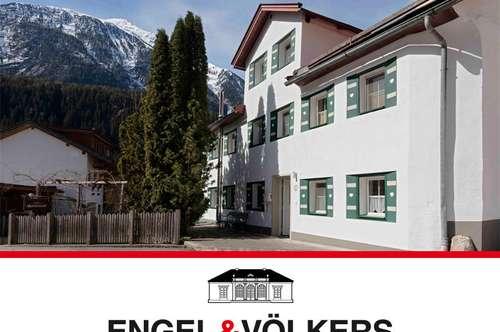 Ötztal - Tiroler Haus mit Freizeitwohnsitz