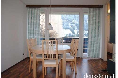Zweitwohnsitz! Top 2 Zimmer Wohnung mit Balkon in Bad Gastein, Salzburg
