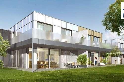The E-House - Wohnung Top 2 im AKTIVHAUS als Erstbezug