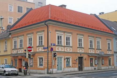 Klagenfurt- Stadthaus in bester Lage - Nähe Landesreg. - Neuer Platz/Rathaus