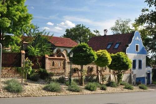 Ein Haus mit gemütlichem Wohnflair