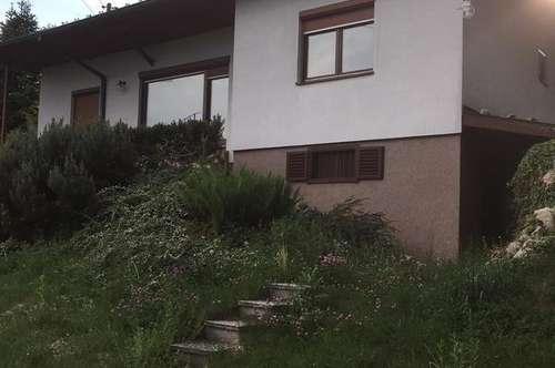 Einfamilienhaus in Forchtenstein mit herrlichem Fernblick