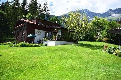 Liebhaberobjekt mit Blick über Innsbruck