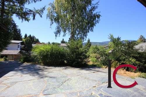 Wohnhaus mit Bungalowcharakter und in sonnig-idyllischer Aussichtslage