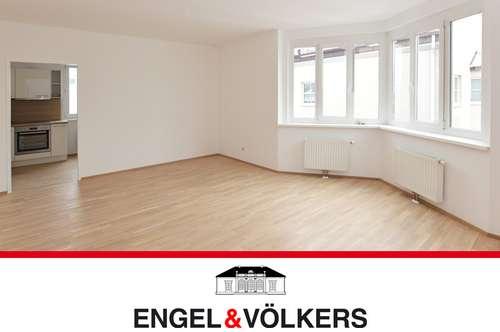 Erstbezug: Helle Familienwohnung Nähe FH-IMC Krems