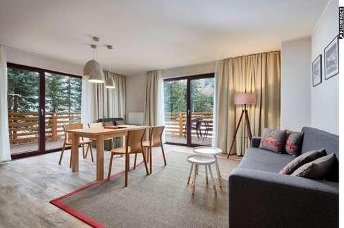 Traumhafte Apartments mit alpiner Kulisse