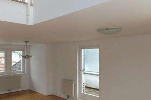 Dachgeschoß-Maisonette in Toplage mit 2 Terrassen