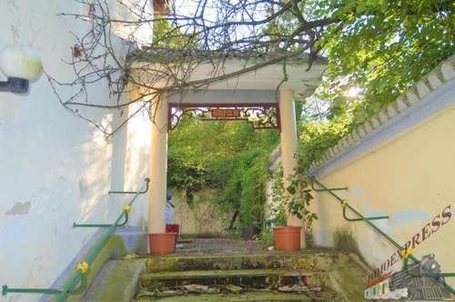 Sanierungsbedürftiges Wohn-/Gewerbeobjekt auf der Hüttelbergstraße