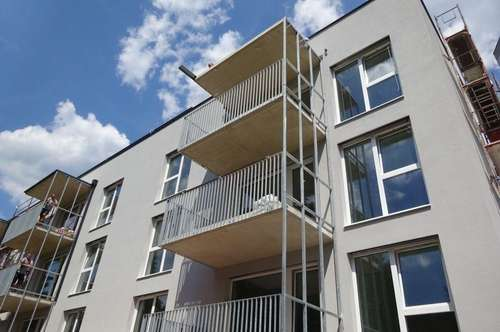 Erstbezug - Wunderschöne 2-Zimmer-Wohnung mit Terrasse sowie Garten in sehr guter, zentraler Lage
