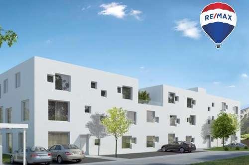 Helle 3-Zimmer-NEUBAU-Wohnung im Zentrum von Söll!