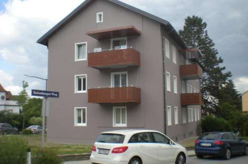 """Leistbarer urbaner 2-Zimmer-Wohn(t)raum in zentraler und dennoch naturnaher Toplage - großzügiges """"erstes Wohnen"""" für Pärchen und Singles"""