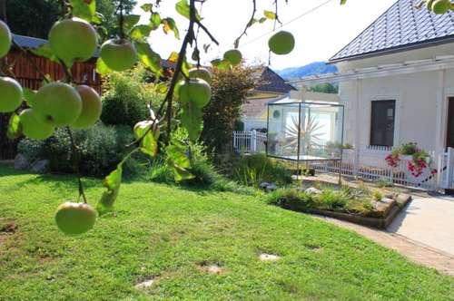 Liebhabervilla mit historischem Weinkeller nur wenige Autominuten von Klagenfurt entfernt