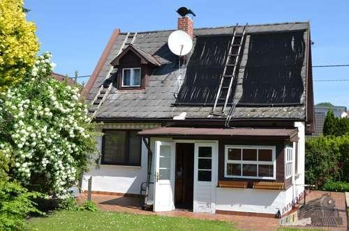Sehr gut und ruhig gelegenes Kleingartenhaus Nähe Therme Wien