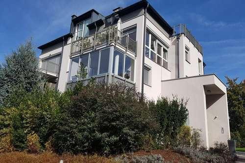 MIETE: Wörthersee-Nähe --- Maisonette-Wohnung mit SEEblick