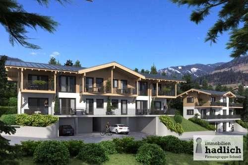 Geräumiges Gartenappartement mit wunderschöner Bergkulisse in Werfenweng zu verkaufen! TOP 1