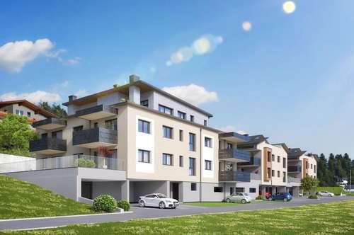 FGB1 - Wohnen am Sonnenplateau von Fügen / Zillertal  -  Haus A Top3