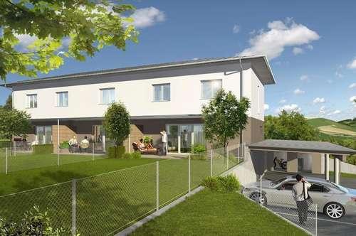 Eigentumswohnungen mit Garten in Kematen am Innbach
