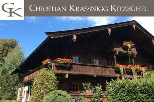 Historisches Bauernhaus mit drei Wohnungen zu verkaufen - Freizeitwohnsitz