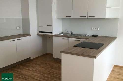 Schöne renovierte 3-Zimmer-Wohnung mit Westloggia