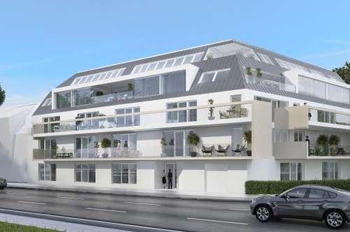 2 Zi Wohnung mit Terrasse! Provisionsfrei! Nähe Alte Donau! Moderner Neubau - Erstbezug!