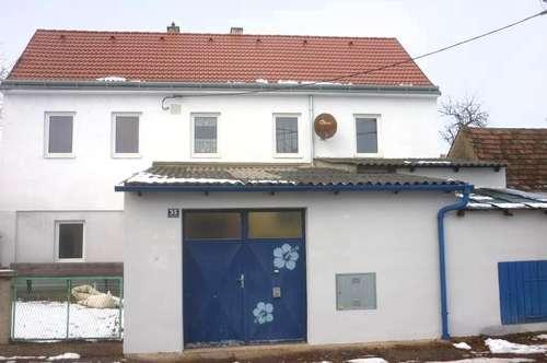++40 min bis zur Wiener Stadtsgrenze + schönes Haus + NUR  €110.000,- + 192 m² Wohnfläche + Weinkeller + Partyraum/Geschäftsraum