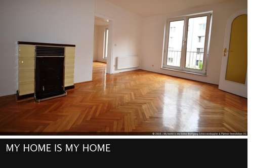 MITTE LEHEN | 2-Zimmer-Wohnung, renoviert, stylisch, ruhig & zentral