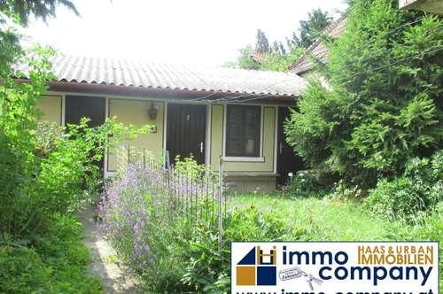 PREISHIT in Schattendorf!!! ebenerdiges 3-Zimmer Haus, voll unterkellert mit Garten und Garage im Eigentum
