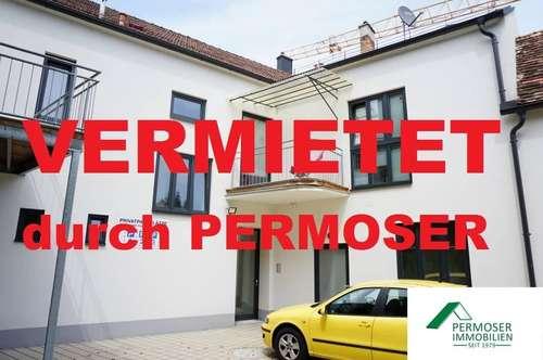 renovierte Mietwohnung mit kleiner Terrasse