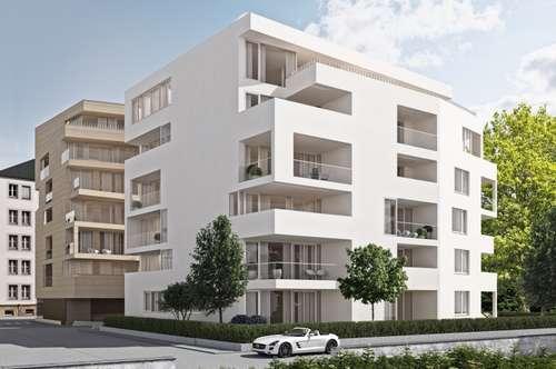 Großzügige 3-Zimmer-Neubauwohnung am rechten Salzachufer!