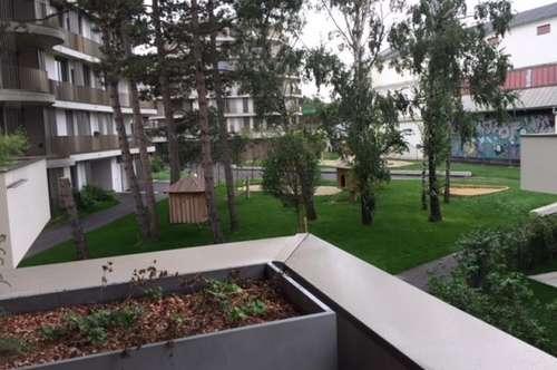 ... 15 m² Balkon und eine entzückende Wohnung...!!!
