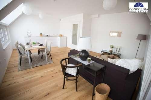 Helle 3 Zimmer Maisonette - Neubau, Kühlung vorbereitet