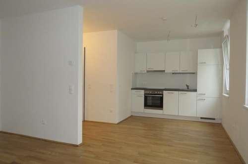 22., Neubau/Erstbezug: 3 Zimmer-Dachwohnung mit Garagenplatz
