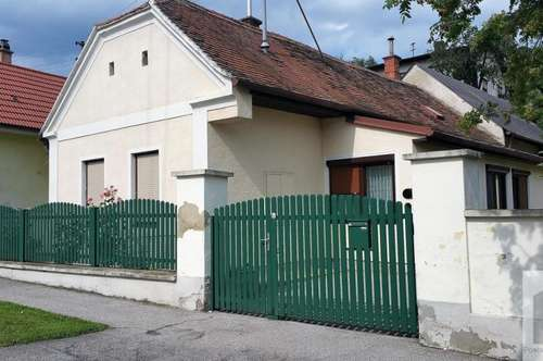 PREISREDUZIERT!! Einfamilienhaus in der Nähe von Großpetersdorf! Ideal als Wochenendhaus