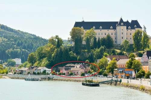 STILVOLLE LIEGENSCHAFT in bester Lage in Grein a.d. Donau