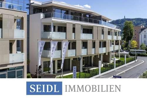 Werzer´s Weißes Rössl – Exklusive Neubauwohnungen mit eigenem Badestrand und Hotelinfrastruktur