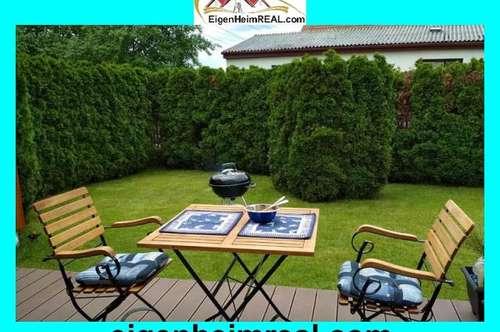 Gepflegtes Reihenhaus mit Garten in ruhiger Lage!