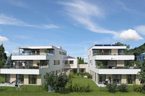SONNENTRAUM in Parsch! 3-Zi-Gartenwohnung - kurz vor Baubeginn!