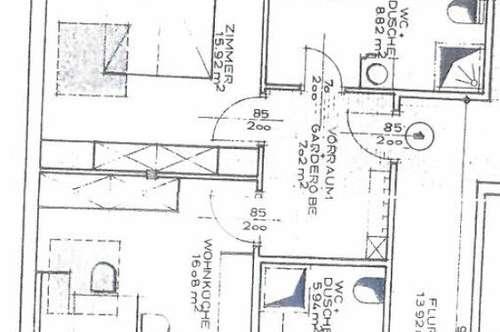 8160 Weiz: Tolle 2 Zimmerwohnung