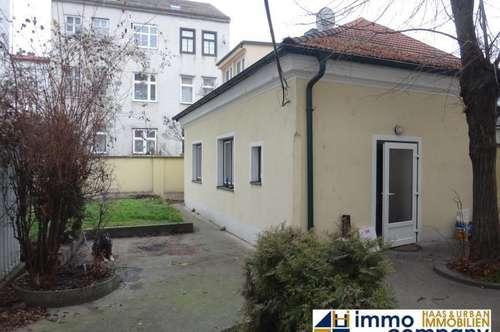 Charmantes 2 Zimmer Gartenhaus in Ruhelage im 21. Bezirk