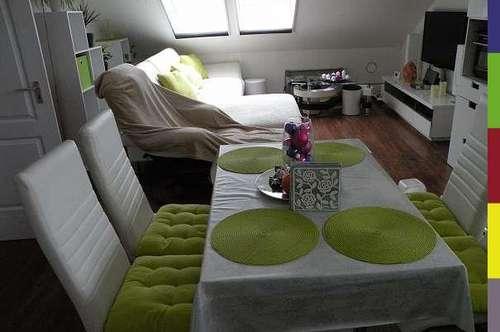 Nette Dachgeschoss-Eigentumswohnung