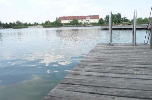 2331 Vösendorf SEEPARK Terrassen - ERSTBEZUG - PENTHOUESEWOHNUNG direkt am Wasser zu vermieten