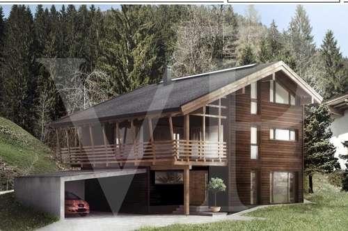 Beeindruckendes Tiroler Landhaus in sonniger Hanglage n St. Jakob in Haus