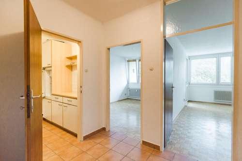 2 Zimmer DG Wohnung in Top Lage! 4. OG