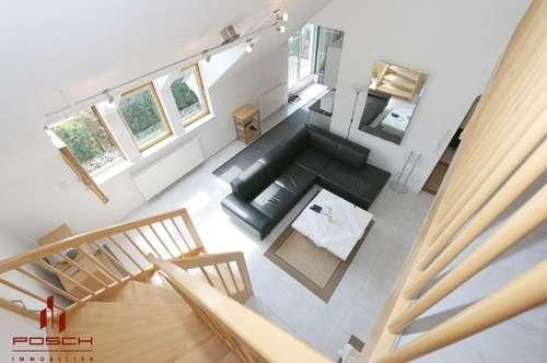 HELLE DG-Maisonette im Neubau mit Terrasse, 2 Zimmer mit traumhaftem Wohn-Essbereich, inklusive Autoabstellplatz, Keller ca. 6,54 m²