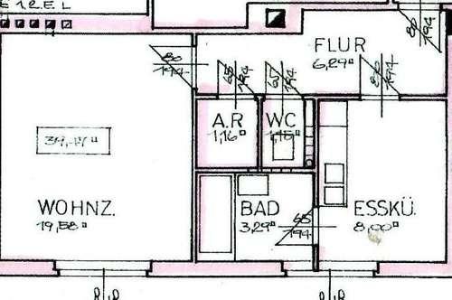 Mieten im Waldviertel 47m²   KEINE Provision