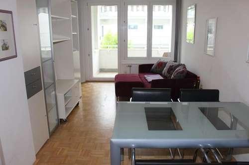 Perfekte 2-Zimmer Wohnung in Urfahr mit Balkon