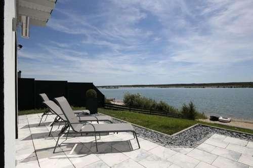 Luxus am See - 3 Zimmer Terrassenwohnung