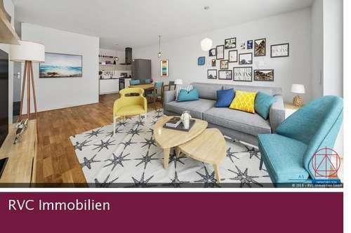 Neubauwohnung mit XXL Terrasse Seeblick auch als Freizeitwohnsitz